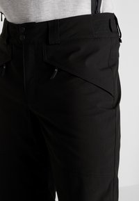 O'Neill - HAMMER SLIM PANTS - Pantalon de ski - black out - 3