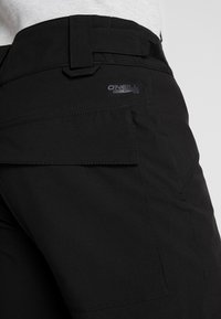 O'Neill - HAMMER SLIM PANTS - Pantalon de ski - black out - 4