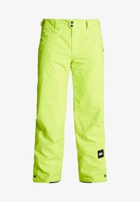 O'Neill - HAMMER PANTS - Talvihousut - lime punch - 5
