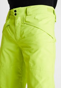 O'Neill - HAMMER PANTS - Talvihousut - lime punch - 4