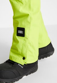 O'Neill - HAMMER PANTS - Talvihousut - lime punch - 6