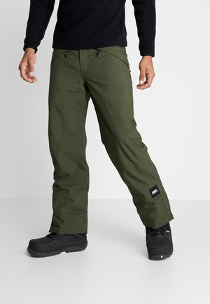 HAMMER PANTS - Pantalon de ski - forest night