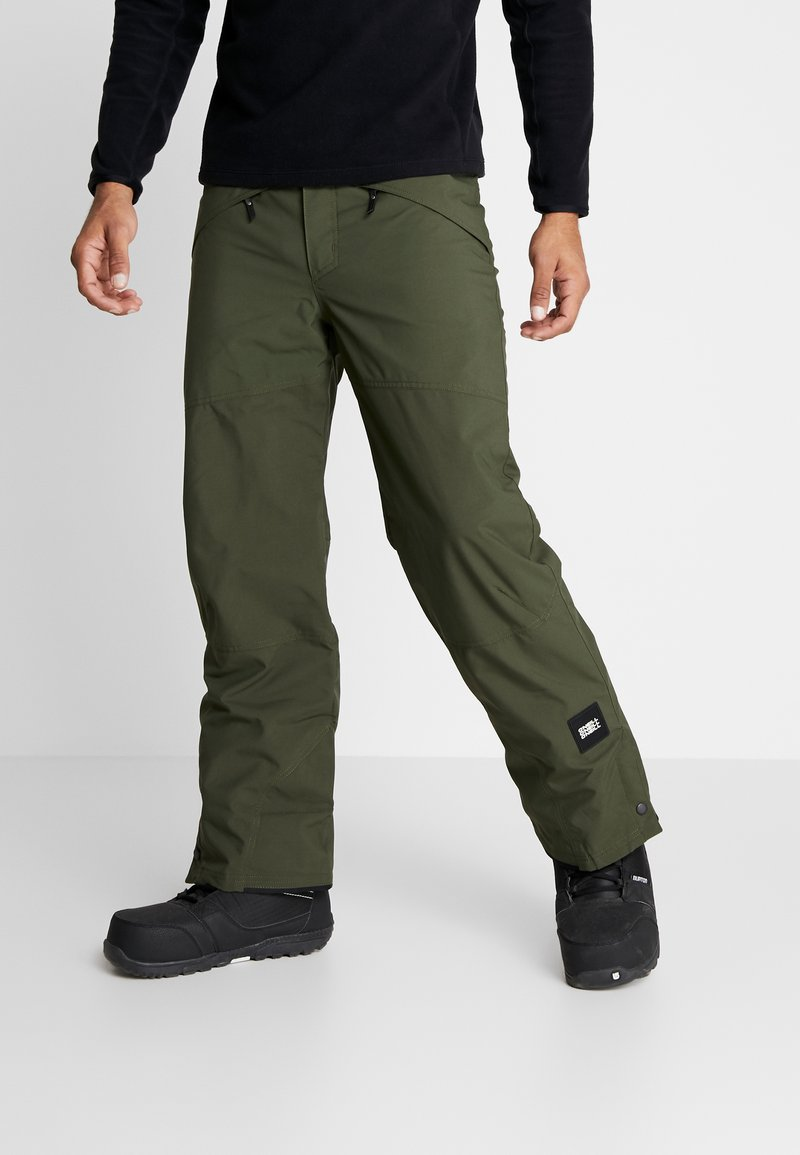 O'Neill - HAMMER PANTS - Snow pants - forest night