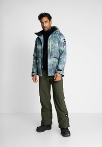 O'Neill - HAMMER PANTS - Snow pants - forest night - 1