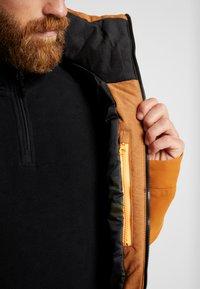 O'Neill - UTILITY JACKET - Snowboardjacke - glazed ginger - 5
