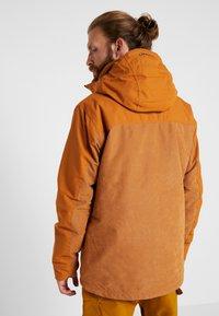 O'Neill - UTILITY JACKET - Snowboardjacke - glazed ginger - 2