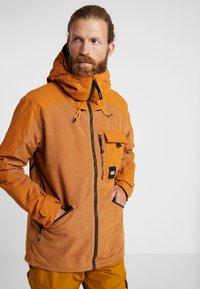 O'Neill - UTILITY JACKET - Snowboardjacke - glazed ginger - 0