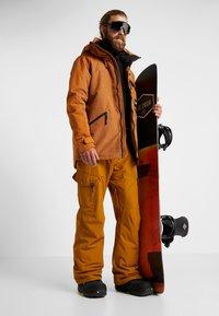 O'Neill - UTILITY JACKET - Snowboardjacke - glazed ginger - 1