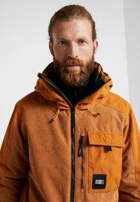 O'Neill - UTILITY JACKET - Snowboardjacke - glazed ginger - 3