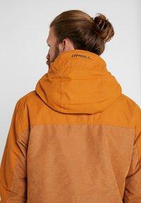 O'Neill - UTILITY JACKET - Snowboardjacke - glazed ginger - 6