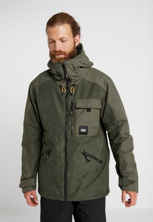 UTILITY JACKET - Snowboardjas - forest night