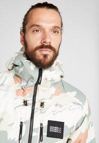 O'Neill - TEXTURED JACKET - Snowboardjas - beige - 4