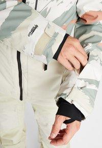 O'Neill - TEXTURED JACKET - Snowboardjas - beige - 5