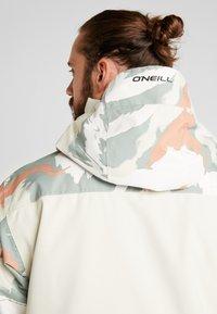 O'Neill - TEXTURED JACKET - Snowboardjas - beige - 3