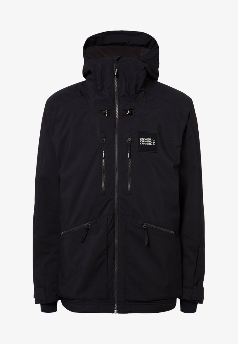 O'Neill - TEXTURED JACKET - Snowboardjas - black out