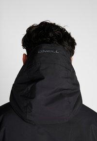 O'Neill - CARBONATITE JACKET - Snowboardjas - black out - 8