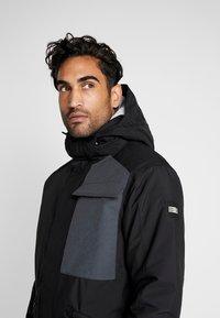 O'Neill - CARBONATITE JACKET - Veste de snowboard - black out - 5
