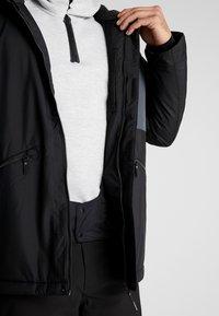 O'Neill - CARBONATITE JACKET - Veste de snowboard - black out - 4