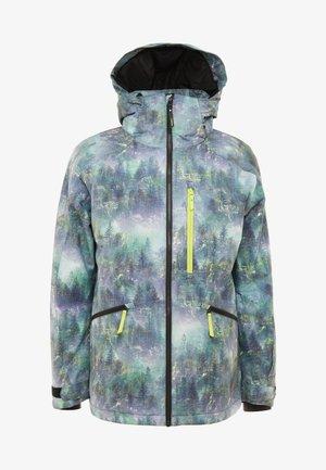DIABASE - Snowboardjas - green