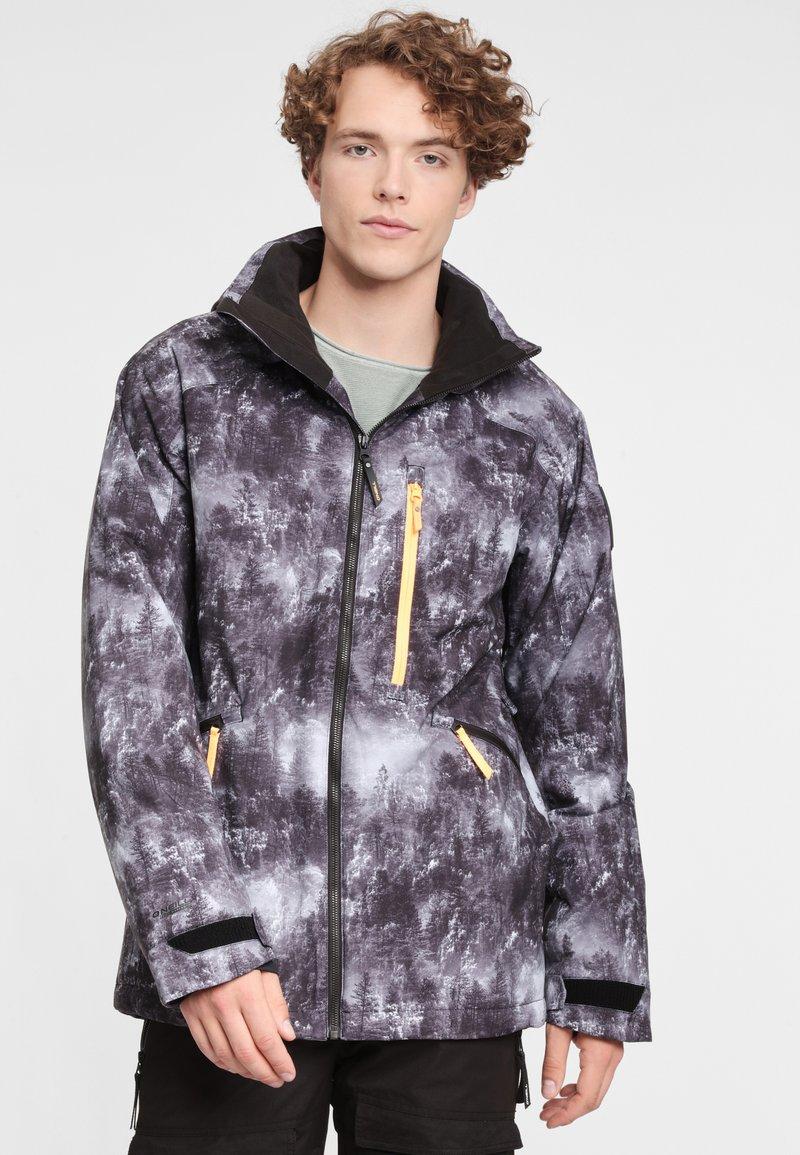 O'Neill - DIABASE - Snowboardjas - black