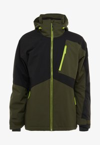 O'Neill - APLITE JACKET - Snowboard jacket - forest night - 10