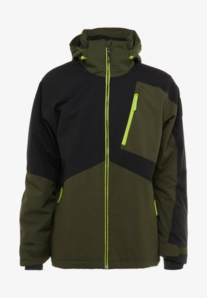 APLITE JACKET - Snowboardjas - forest night