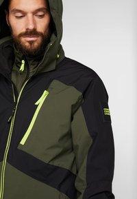 O'Neill - APLITE JACKET - Snowboard jacket - forest night - 11