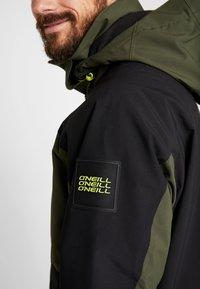 O'Neill - APLITE JACKET - Snowboard jacket - forest night - 5