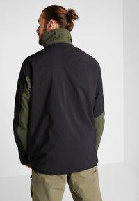 O'Neill - APLITE JACKET - Snowboard jacket - forest night - 3