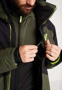 O'Neill - APLITE JACKET - Snowboard jacket - forest night - 9
