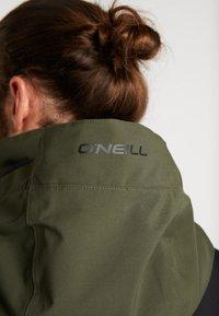 O'Neill - APLITE JACKET - Snowboard jacket - forest night - 4