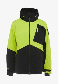 O'Neill - APLITE JACKET - Veste de snowboard - black out - 7