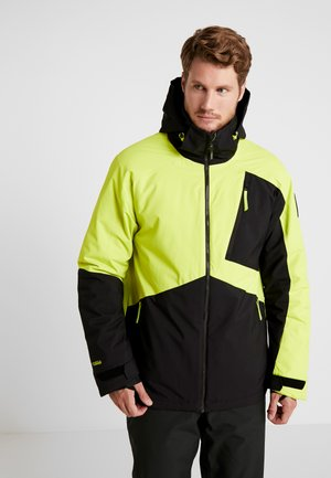APLITE JACKET - Snowboardová bunda - black out