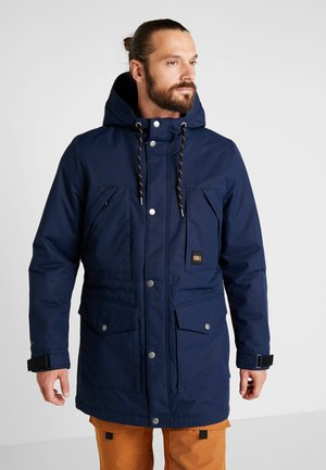 JOURNEY PARKA - Veste de snowboard - ink blue