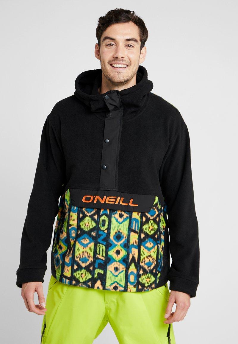 O'Neill - ORIGINAL HOODED  - Luvtröja - black/blue