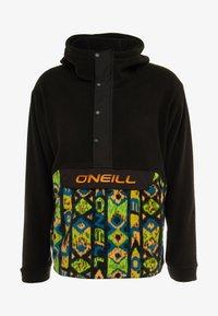 O'Neill - ORIGINAL HOODED  - Luvtröja - black/blue - 4