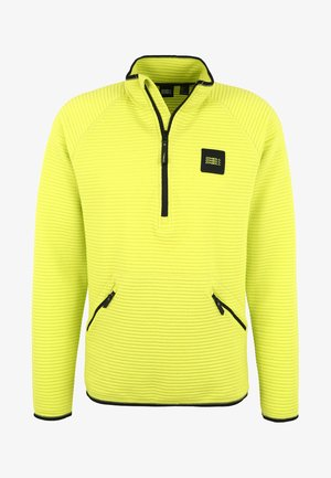 FORMATION  - Fleece trui - lime punch