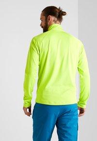 O'Neill - CLIME - Fleece jumper - lime punch - 2