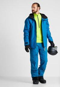 O'Neill - CLIME - Fleece jumper - lime punch - 1