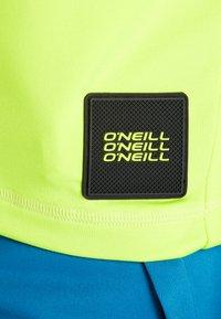 O'Neill - CLIME - Fleece jumper - lime punch - 5