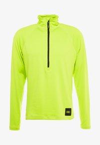 O'Neill - CLIME - Fleece jumper - lime punch - 4
