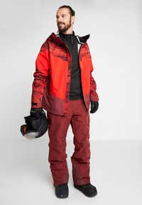 O'Neill - CLIME - Fleece jumper - black out - 1