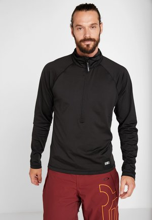 CLIME - Sweat polaire - black out