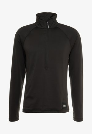 CLIME - Fleece trui - black out