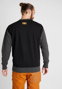 O'Neill - THE FROZEN CREW - Sweatshirt - black out - 2