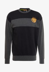 O'Neill - THE FROZEN CREW - Sweatshirt - black out - 5