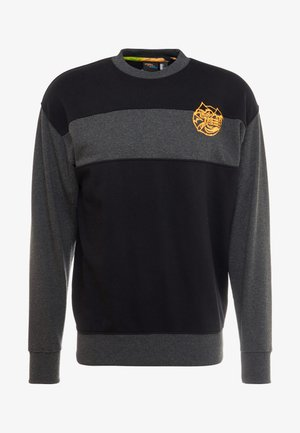 THE FROZEN CREW - Sweater - black out