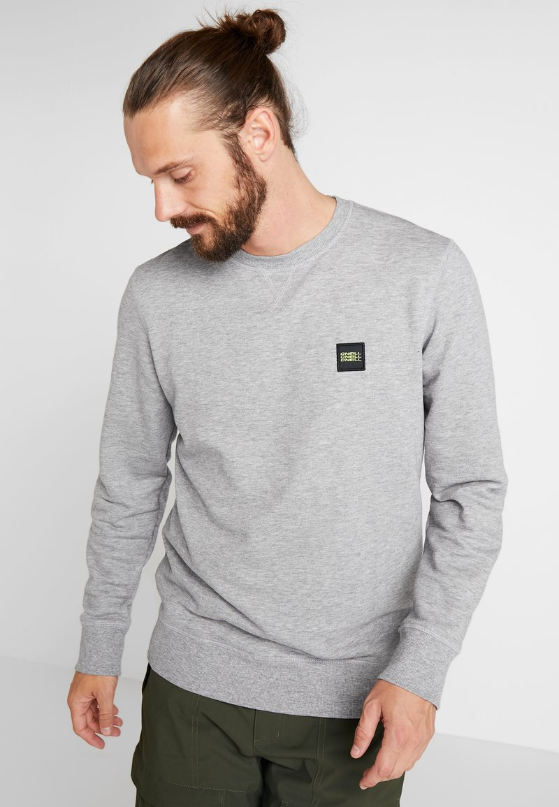O'Neill - THE ESSENTIAL - Sweatshirt - silver melee