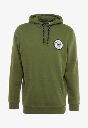 ISLAY CALI HOODIE - Bluza z kapturem - winter moss