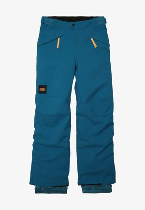ANVIL PANTS - Pantaloni da neve - seaport blue